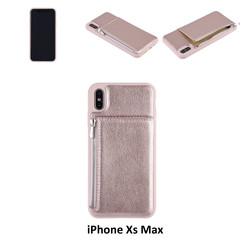 Back Cover voor Apple iPhone Xs Max - Roze