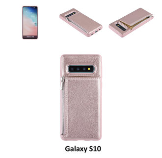 Back Cover for Galaxy S10 - Pink