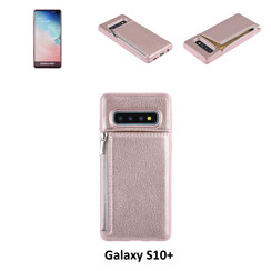 Coque pour Galaxy S10+ - Rose
