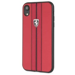 Apple Rood Ferrari Back Cover voor iPhone XR - Urban Off Track