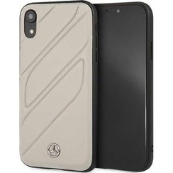 Apple Gray Mercedes-Benz Back Cover for iPhone XR - New Organic
