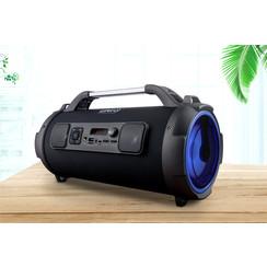 UNIQ Accessory Sing Bluetooth Speaker (Karaoke) - Zwart