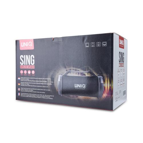 UNIQ Accessory UNIQ Sing Bluetooth Speaker (Karaoke) - Black