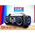 UNIQ Accessory UNIQ Chant Bluetooth Speaker (Karaoke) - Black