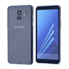 Binnenstructuur Transparant TPU Backcover voor Samsung Galaxy A6 (2018) -Zacht en duurzaam - TPU