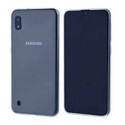 Binnenstructuur Transparant TPU Backcover voor Samsung Galaxy A10 -Zacht en duurzaam - TPU