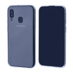 Binnenstructuur Transparant TPU Backcover voor Samsung Galaxy A20e -Zacht en duurzaam - TPU
