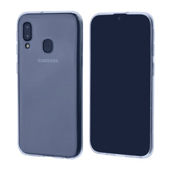 Inside structure Transparent Silikonhülle for Galaxy A20e Soft and durable