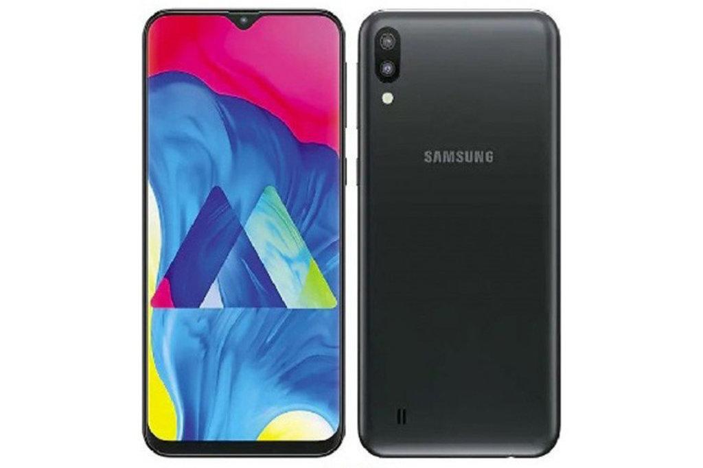 Samsung Galaxy M10 (16GB) Asia Specs- Charcoal Black