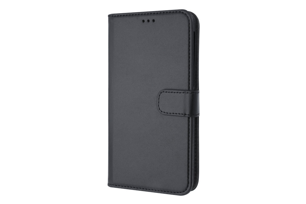 Universeel 5 inch Card holder Black Book type case for 5 inch Magnetic closure