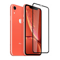 Andere merken Apple iPhone XR Soft Touch Black Smartphone screenprotector for iPhone XR Screen protection