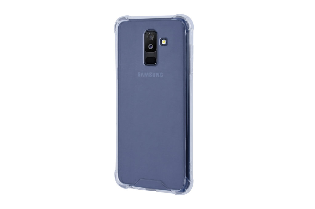 Samsung Galaxy A6 Plus (2018) Shockproof Transparent Back cover case for Galaxy A6 Plus (2018) Screen protection