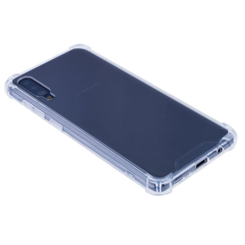 Andere merken Samsung Galaxy A70 Shockproof Transparent Back cover case for Galaxy A70 Screen protection