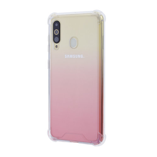 Andere merken Samsung Galaxy A60 Shockproof Transparent Back cover case for Galaxy A60 Screen protection