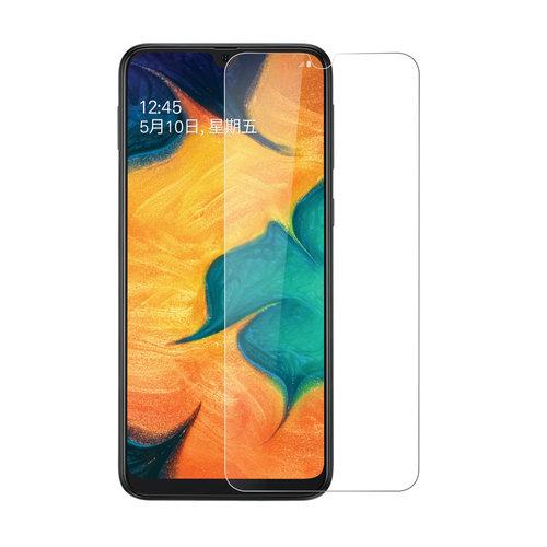 Andere merken Samsung Galaxy A40 Soft Touch Transparant Screenprotector - Schermbescherming - Tempered Glas