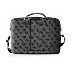 Guess universel 15 inch Gris Uptown Laptop sac - Outdoor