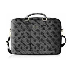 Laptop sac Guess Universeel Guess Handbag Uptown Gris - Computer Bag