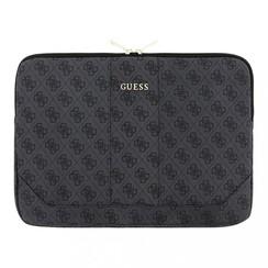 Laptop tasche Guess Universeel Guess Handbag Uptown Grau -Computer Sleeve - Kunstleer