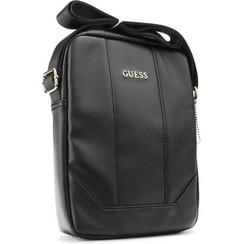 Tablettas 10 inch Saffiano Look Guess Universeel Zwart - Tablet bag - Kunstleer
