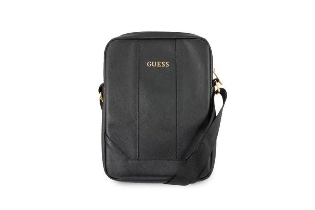 Guess Tablet sac Guess Universeel Guess Handbag Saffiano Look Noir - Tablet bag