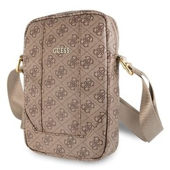 Guess Universal 10 inch Brown Uptown Tablet bag - Outdoor