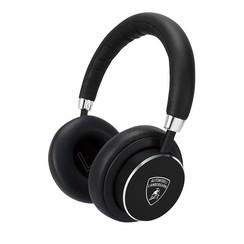 Lamborghini original black headphones - music and calling