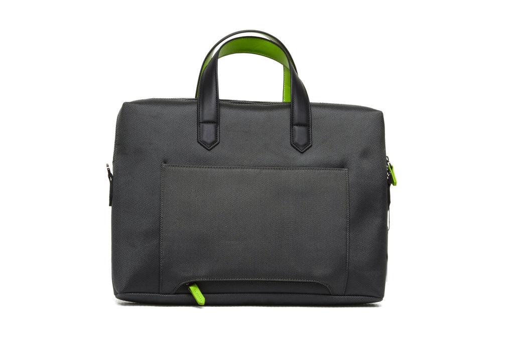 Lamborghini Laptoptas 15 inch Easy Carry Lamborghini Universeel Zwart - Universal Bag - Kunstleer; TPU