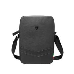 Lamborghini universel 12 inch Noir Easy Carry Tablet sac - Lambo Sport