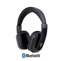 Casque d'origine Bluetooth noir Lamborghini - musique et appels