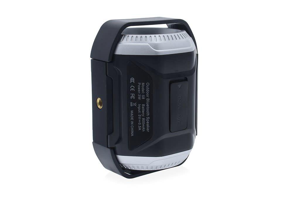 Andere merken W-KING S8 Waterproof Bluetooth speaker - bike speaker - Silver