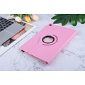 Andere merken Book case Tablet Samsung Galaxy Tab S5e 10.5 inch Rotatable Pink for Galaxy Tab S5e 10.5 inch 2 Viewing Positions