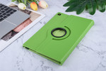 Andere merken Samsung Galaxy Tab S5e 10.5 inch Groen Book Case Tablethoes Draaibaar - 2 kijkstanden - Kunstleer