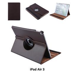Tablet Housse Apple iPad Air 3 Rotatif Marron - 2 positions d'observation
