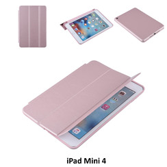 Book case Tablet Apple iPad Mini 4 Smart Case Rose Gold for iPad Mini 4 2 Viewing Positions