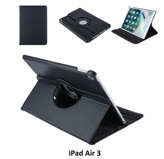 Book case Tablet Apple iPad Air 3 Rotatable Black for iPad Air 3 2 Viewing Positions