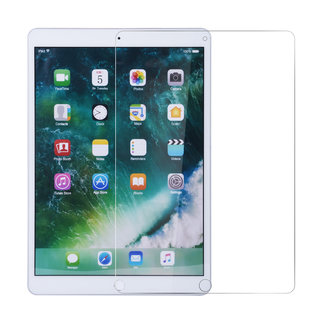 Tempered glass voor iPad Air (8719273105351)-Transparant