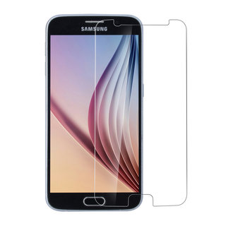 Samsung Galaxy S6 Transparant Screenprotector - Tempered Glass