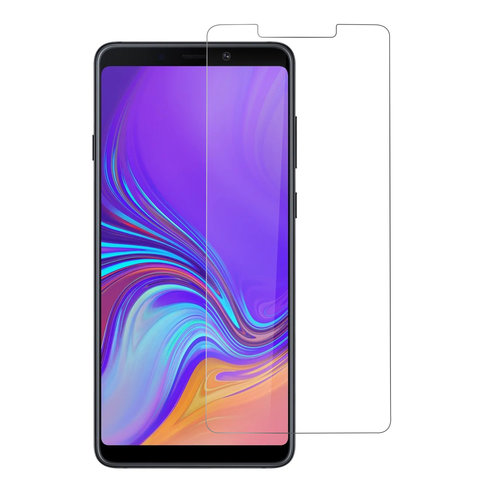 Andere merken Smartphone screenprotector Samsung Galaxy A9 Screen protection Transparent for Galaxy A9 Tempered Glas