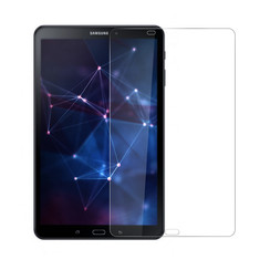 Display Schutzglas Samsung Tab A 10.1 2016 Bildschirmschutz Transparent -Tempered Glas - Glas