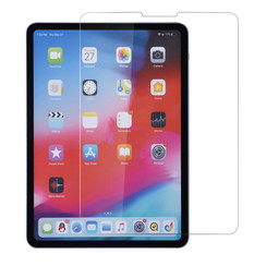 Apple iPad Pro 12.9 inch (2018) Transparant Screenprotector Schermbescherming - Tempered Glas - Glas