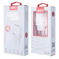 UNIQ Accessory UNIQ Accessory Dual Port 2.4A travel charger - Micro USB White (CE)