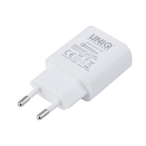 UNIQ Accessory UNIQ Accessory Qualcomm 2.0 Quick  travel charger - Micro USB Wit (CE)