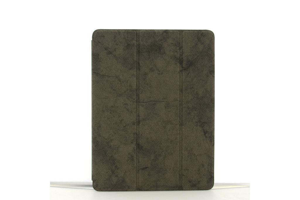 Andere merken Book case Tablet Apple iPad 9.7 inch 2018 Smart Case Grey for iPad 9.7 inch 2018 Marble