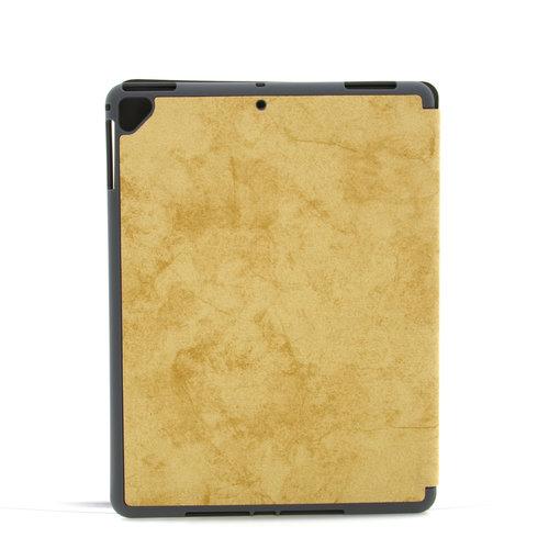 Andere merken Book case Tablet Apple iPad 9.7 inch 2018 Smart Case brown for iPad 9.7 inch 2018 Marble