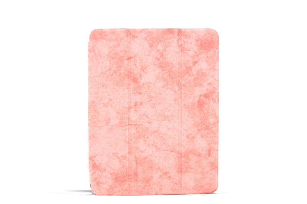 Andere merken Book case Tablet Apple iPad Pro 11 inch Smart Case Pink for iPad Pro 11 inch Marble