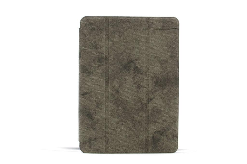 Andere merken Apple iPad Mini 5 Grijs Book Case Tablethoes Smart Case - Marmer - Kunstleer
