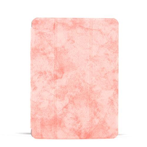 Andere merken Book case Tablet Apple iPad Mini 5 Smart Case Pink for iPad Mini 5 Marble