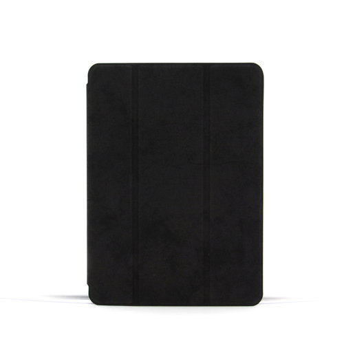 Andere merken Apple iPad Mini 5 Zwart Book Case Tablethoes Smart Case - Marmer - Kunstleer