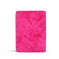 Andere merken Book case Tablet Apple iPad Mini 5 Smart Case Hot Pink for iPad Mini 5 Marble