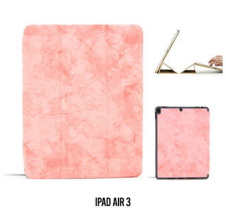 Book case Tablet Apple iPad Air 3 Smart Case Pink for iPad Air 3 Marble
